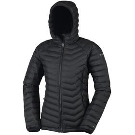 Columbia Powder Lite Hooded Jacket Women Black
